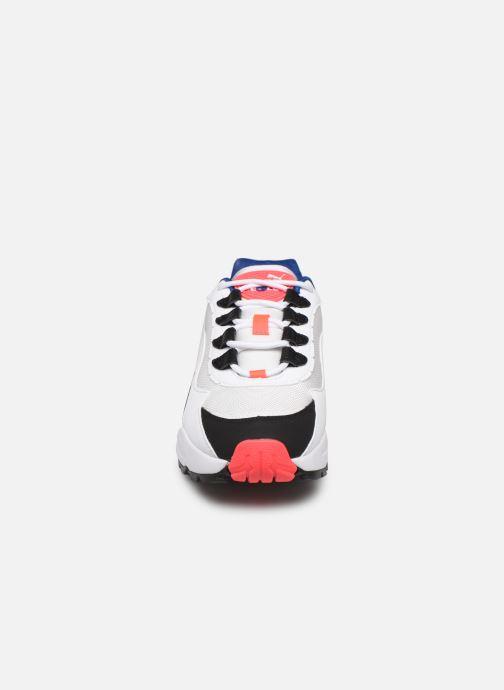 Baskets Puma Cell Stellar Wn'S Blanc vue portées chaussures