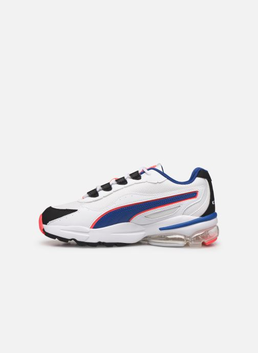 Baskets Puma Cell Stellar Wn'S Blanc vue face