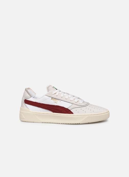 Sneaker Puma Cali-0 Vintage weiß ansicht von hinten