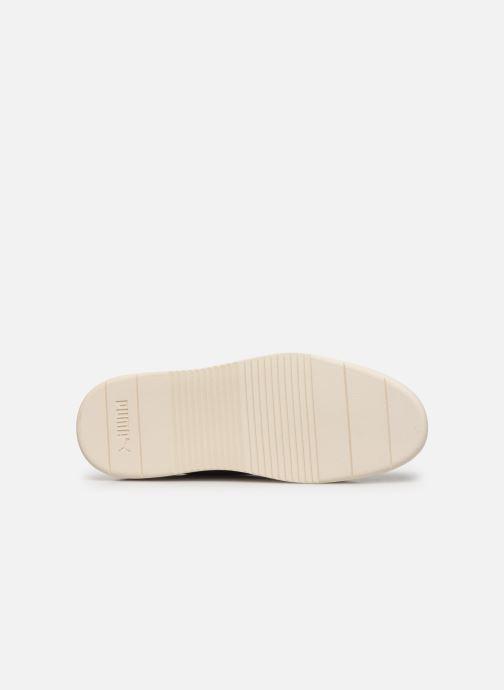 Sneaker Puma Cali-0 Vintage weiß ansicht von oben