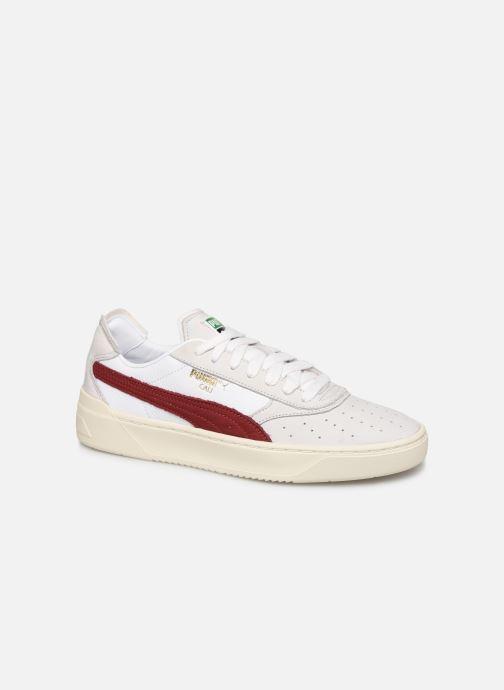 Sneakers Puma Cali-0 Vintage Hvid detaljeret billede af skoene