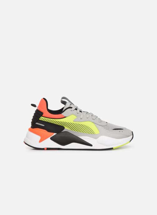 Sneakers Puma Rs-X Hard Drive Grijs achterkant