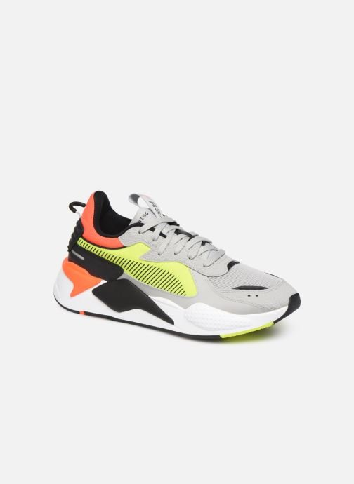 Trainers Puma Rs-X Hard Drive Grey detailed view/ Pair view
