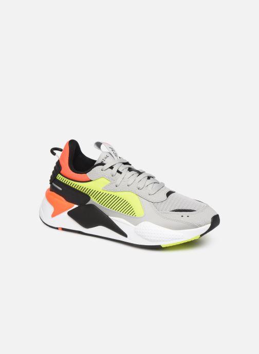 Sneakers Puma Rs-X Hard Drive Grå detaljeret billede af skoene