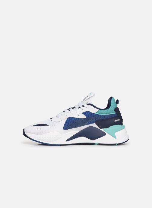 Sneaker Puma Rs-X Hard Drive weiß ansicht von vorne