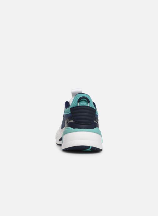 Sneakers Puma Rs-X Hard Drive Hvid Se fra højre