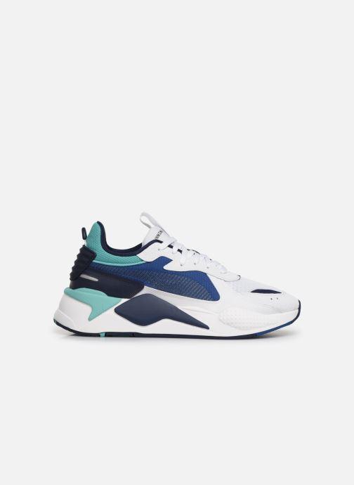 Sneaker Puma Rs-X Hard Drive weiß ansicht von hinten