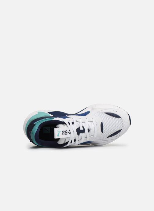 Sneaker Puma Rs-X Hard Drive weiß ansicht von links