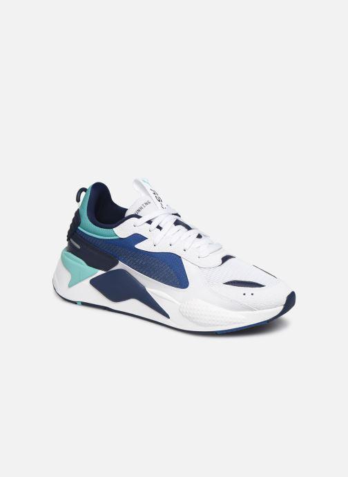 Sneakers Puma Rs-X Hard Drive Hvid detaljeret billede af skoene