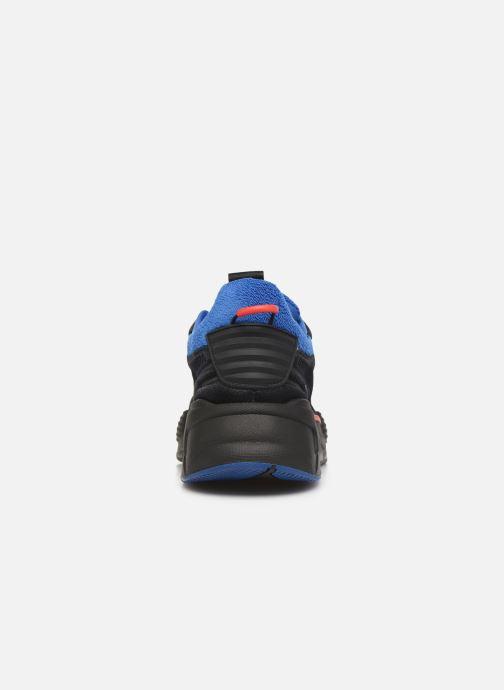 Baskets Puma Rs-X Soft Case M Bleu vue droite