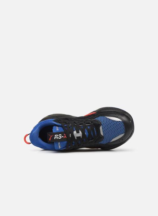 Baskets Puma Rs-X Soft Case M Bleu vue gauche