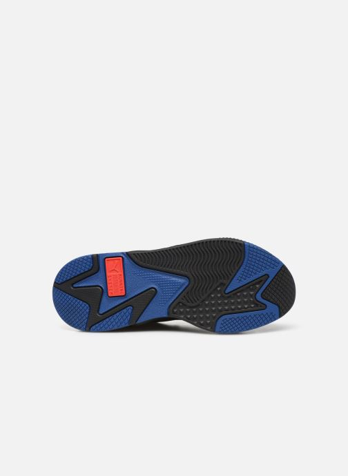 Baskets Puma Rs-X Soft Case M Bleu vue haut