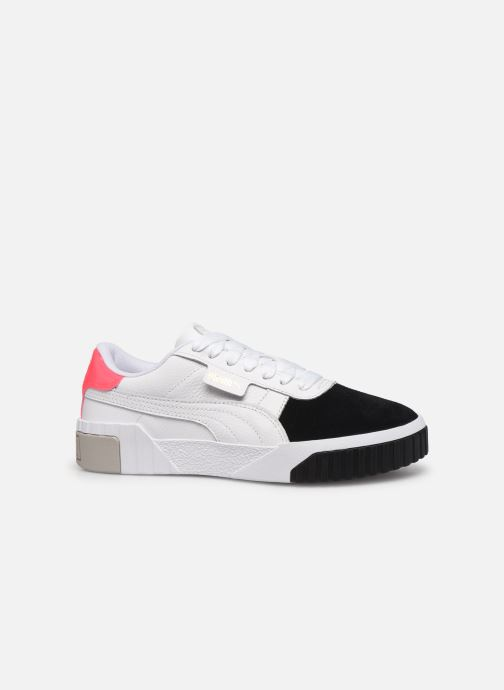 Sneaker Puma Cali Remix Wn'S weiß ansicht von hinten