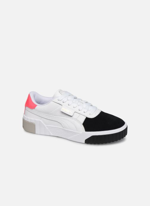 Sneaker Puma Cali Remix Wn'S weiß detaillierte ansicht/modell