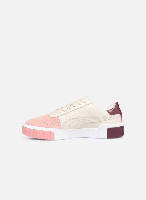 Baskets Puma Cali Remix Wn'S Beige vue face