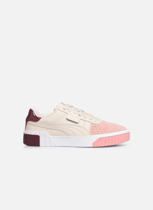 Sneakers Puma Cali Remix Wn'S Beige immagine posteriore