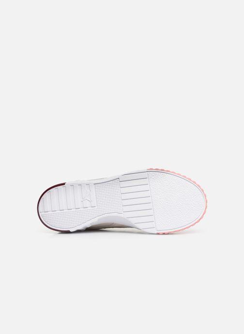 Sneakers Puma Cali Remix Wn'S Beige immagine dall'alto
