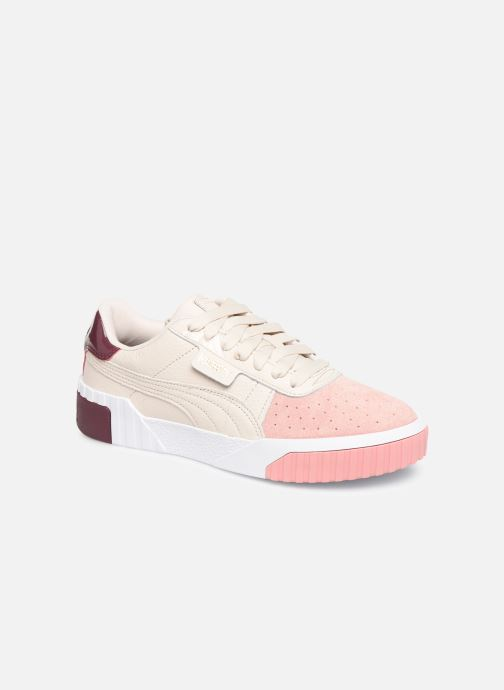 Sneakers Puma Cali Remix Wn'S Beige detail
