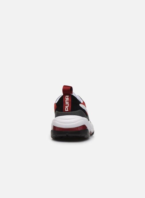 Sneakers Puma Thunder Fashion 2.0 Bianco immagine destra