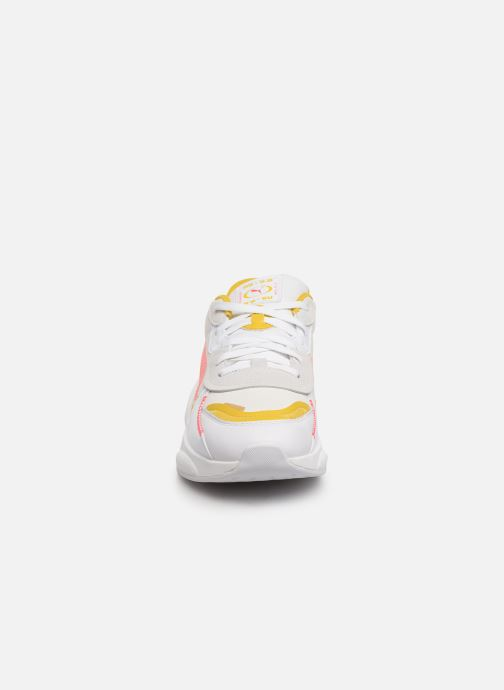 Baskets Puma Rs 9.8 Proto Wn'S Blanc vue portées chaussures