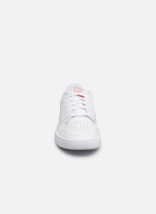 Baskets Puma Ralph Sampson Lo W Blanc vue portées chaussures