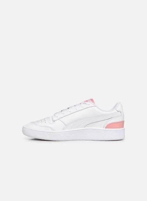 Sneakers Puma Ralph Sampson Lo W Hvid se forfra