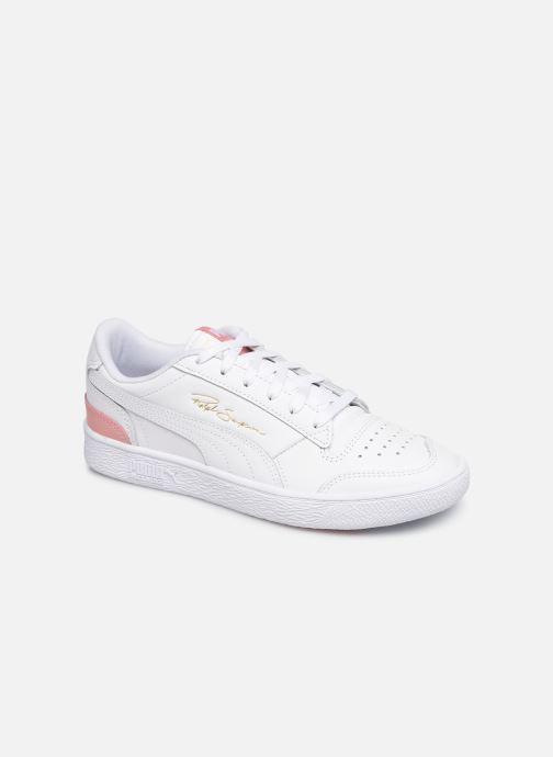Sneakers Puma Ralph Sampson Lo W Hvid detaljeret billede af skoene