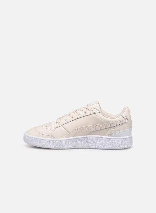 Trainers Puma Ralph Sampson Lo W Beige front view
