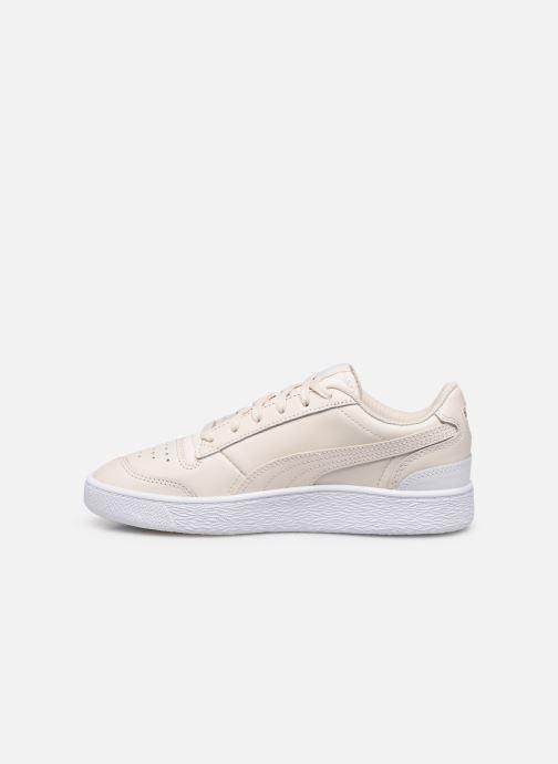Sneakers Puma Ralph Sampson Lo W Beige voorkant