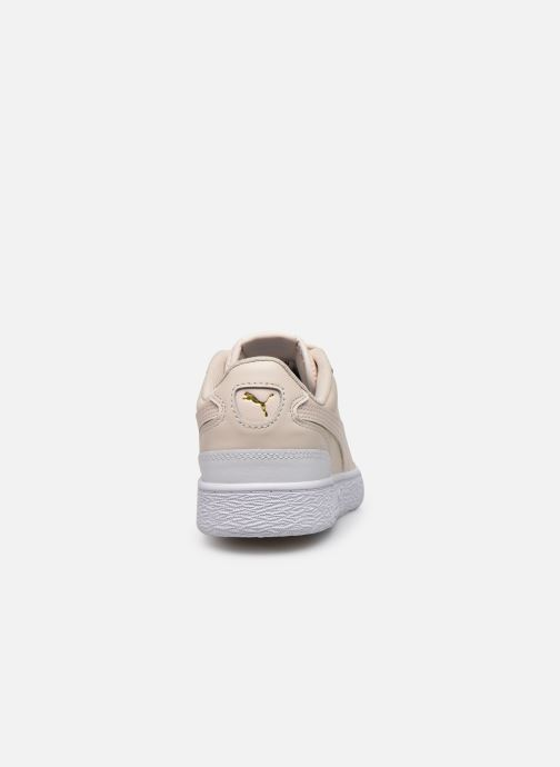 Trainers Puma Ralph Sampson Lo W Beige view from the right