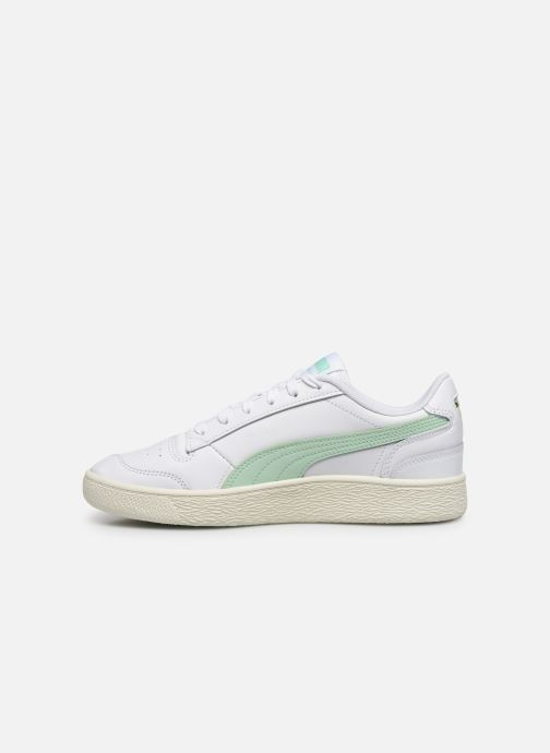 Baskets Puma Ralph Sampson Lo W Blanc vue face