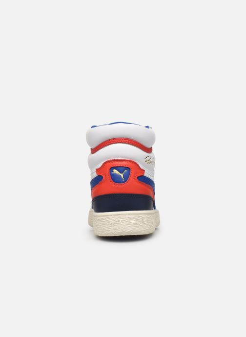 Trainers Puma Ralph Sampson Mid M White view from the right