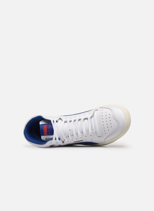 Trainers Puma Ralph Sampson Mid M White view from the left