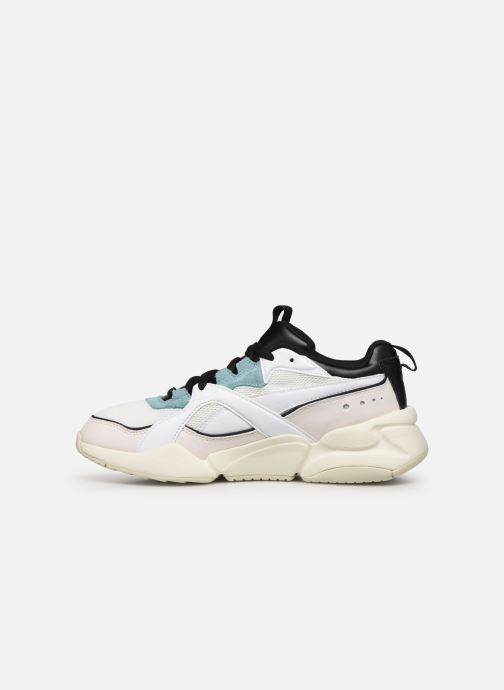 Sneakers Puma Nova 2 Wn'S Wit voorkant