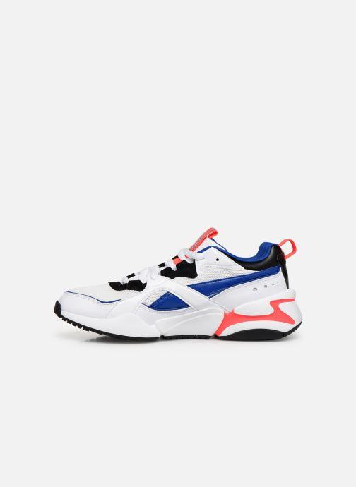 Sneakers Puma Nova 2 Wn'S Hvid se forfra