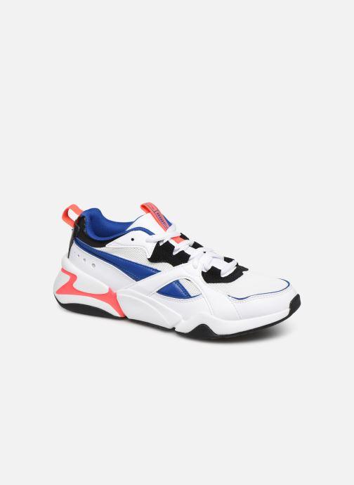 Sneakers Puma Nova 2 Wn'S Hvid detaljeret billede af skoene