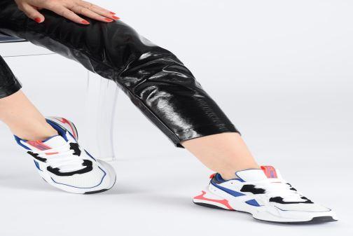 Sneaker Puma Nova 2 Wn'S schwarz ansicht von unten / tasche getragen