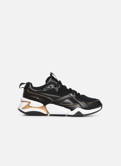 Sneaker Puma Nova 2 Wn'S schwarz ansicht von hinten