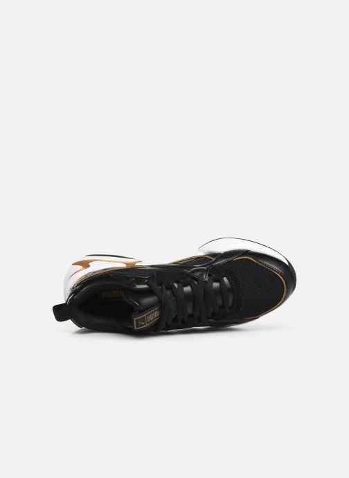 Sneaker Puma Nova 2 Wn'S schwarz ansicht von links