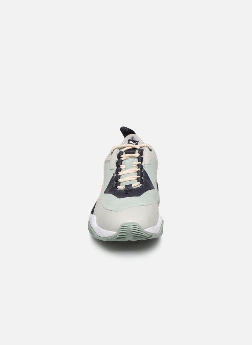 Sneaker Puma Thunder Colour Block Wn'S grün schuhe getragen