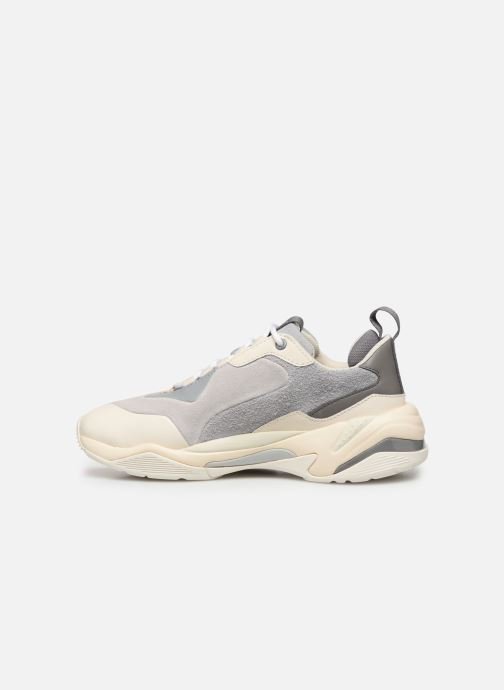 Baskets Puma Thunder Colour Block Wn'S Beige vue face