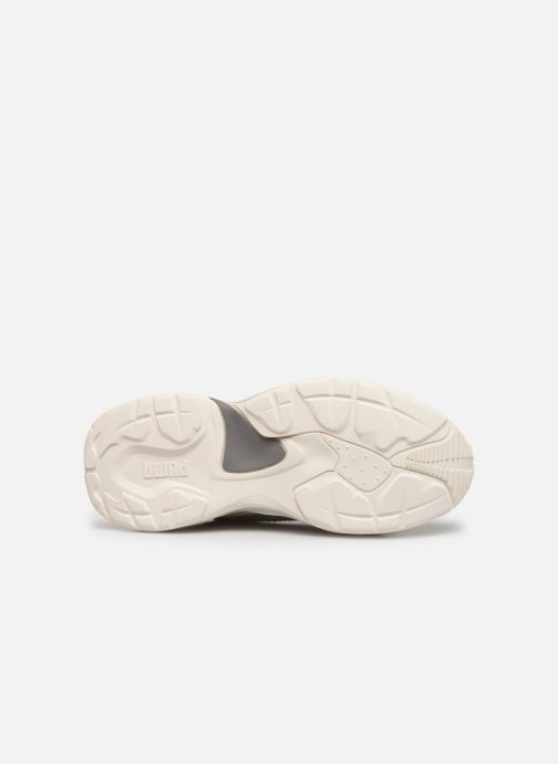 Baskets Puma Thunder Colour Block Wn'S Beige vue haut