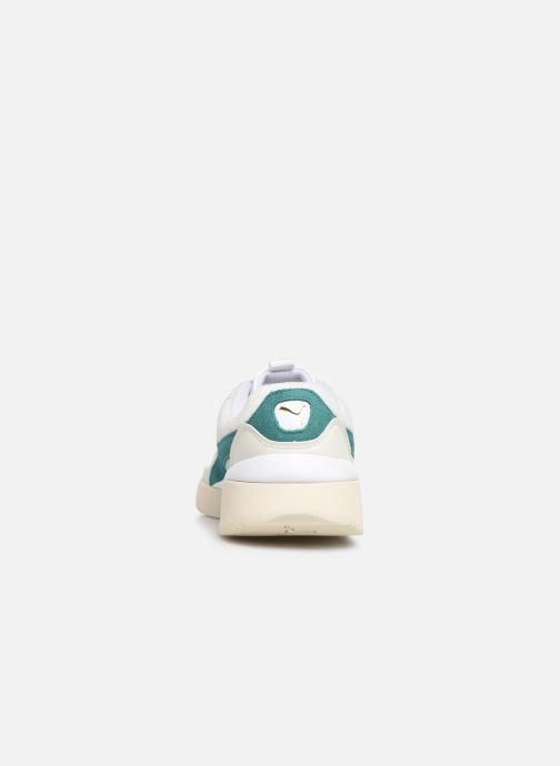 Baskets Puma Aeon Heritage Wn'S Blanc vue droite