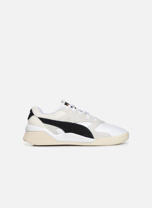 Baskets Puma Aeon Heritage Wn'S Blanc vue derrière