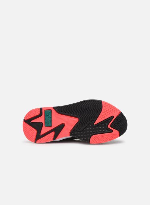 Baskets Puma Rs-X Soft Case W Vert vue haut