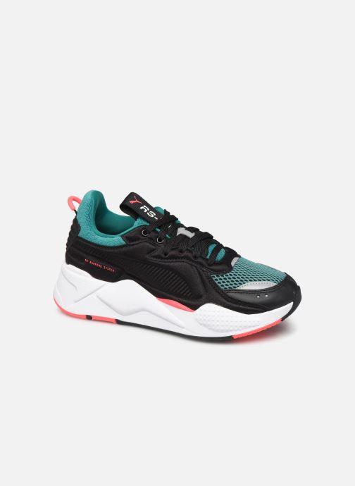 Sneakers Puma Rs-X Soft Case W Grøn detaljeret billede af skoene