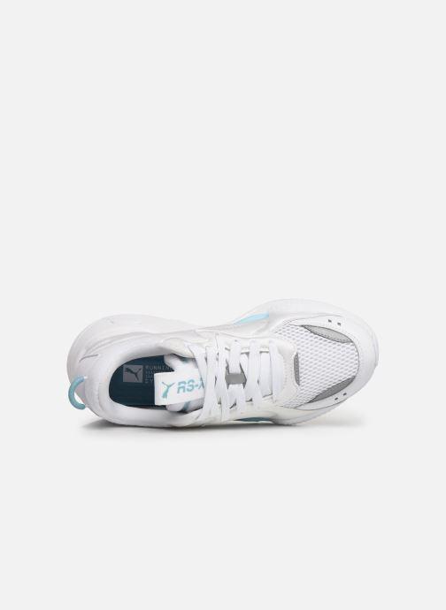 Baskets Puma Rs-X Soft Case W Blanc vue gauche