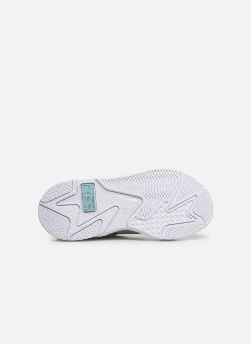 Baskets Puma Rs-X Soft Case W Blanc vue haut