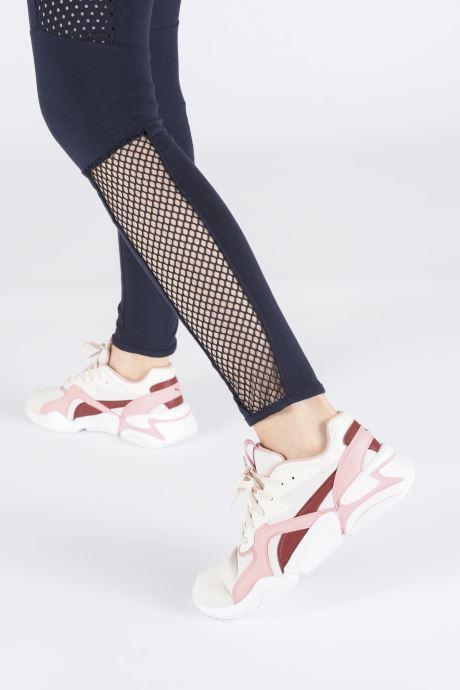 Sneakers Puma Nova Wn'S Wit onder