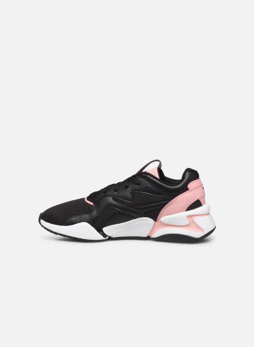 Sneakers Puma Nova Wn'S Nero immagine frontale